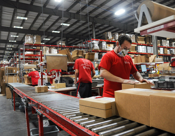 Your Go-To West Coast Fulfillment Center