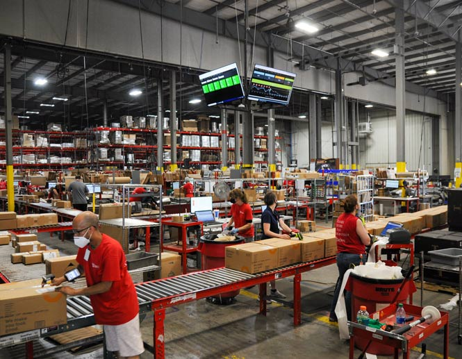 East Coast Fulfillment Centers Designed to Make Your Customers Smile