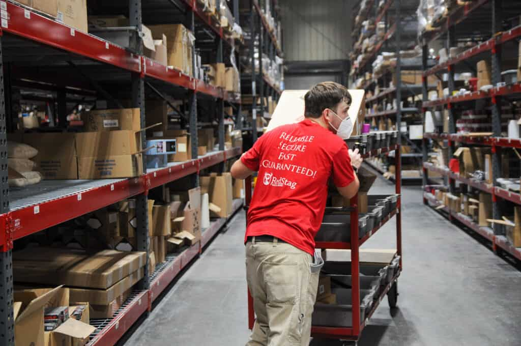 Red Stag is dedicated to keeping up with eCommerce trends to better serve our customers.