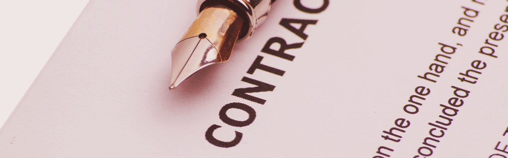 3PL provider contract