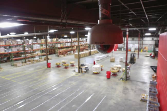 Ensure your 3PL takes adequate security measures like Red Stag Fulfillment.