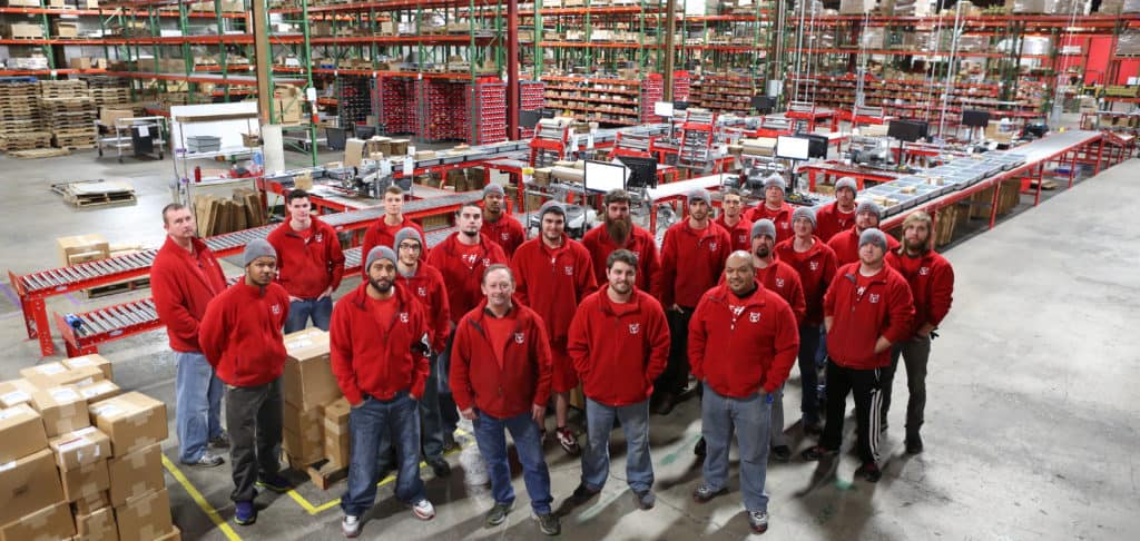 Red Stag - your best fulfillment service team!
