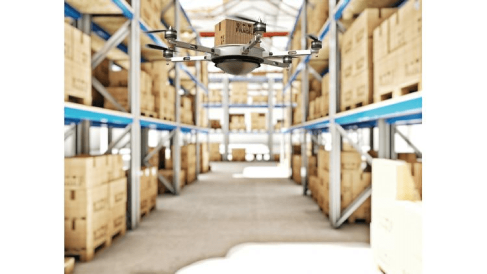 Inventory Management Drone