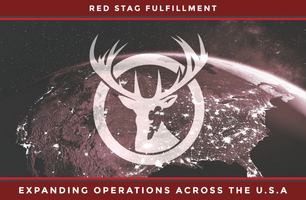 Red Stag Fulfillment new Fulfillment Centers