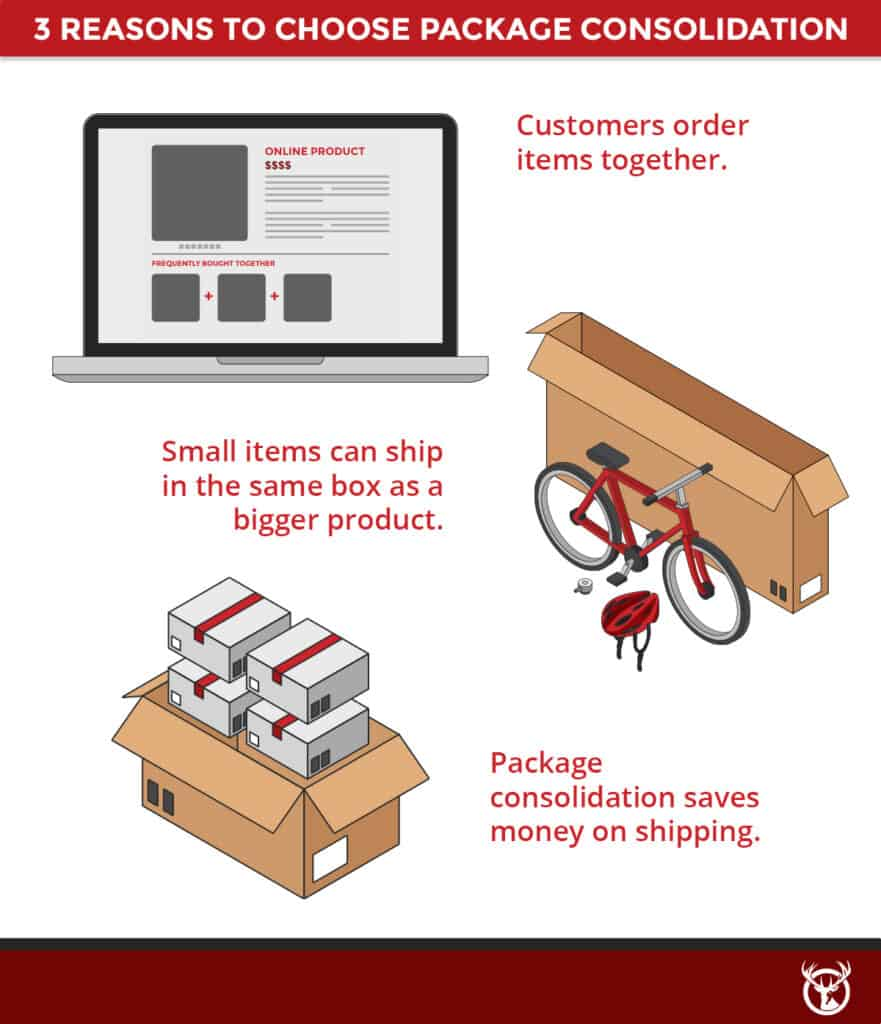 3 times when package consolidation is a good idea