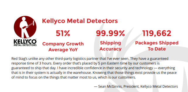 Kellyco discusses RSF's fulfillment business insights
