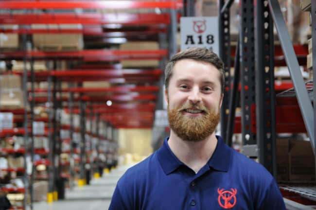 Brady Evans, RSF Sales Manager