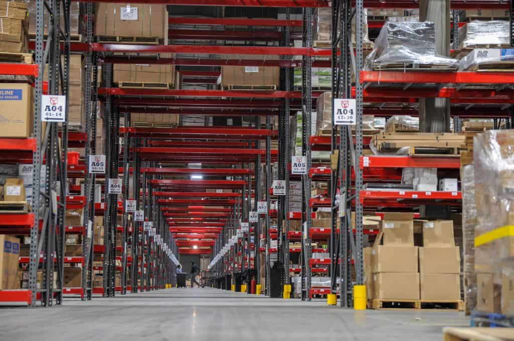 Fulfillment warehouse is part of your global supply chain