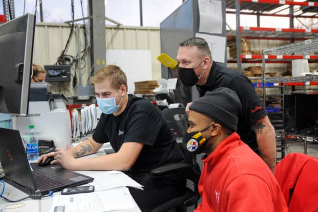 Ask your potential car parts fulfillment partner how they guarantee success.