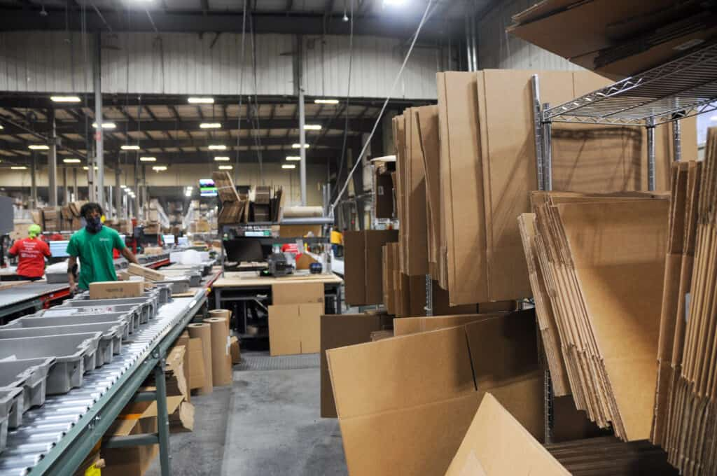 Keep your eCommerce fulfillment running smoothly by partnering with a 3PL warehouse.