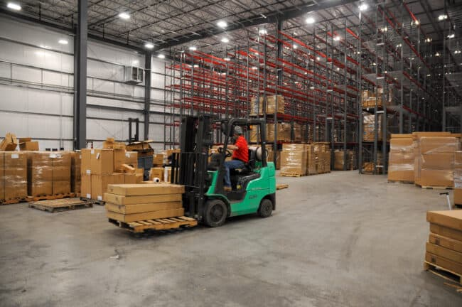 Red Stag Fulfillment has exceptional experience with car parts fulfillment.