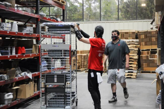 Red Stag Fulfillment is a third-party logistics provider with multiple locations around the U.S.