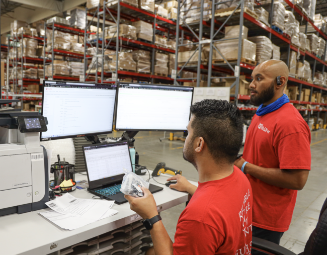 slow-moving inventory audit