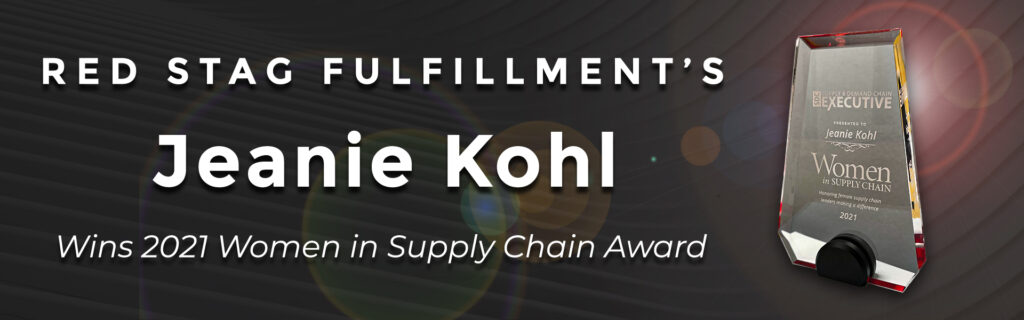 Jeanie Kohl named one of 2021's Women In Supply Chain