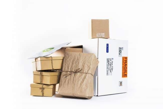 How many gifts were returned to your ecommerce business after the 2018 holiday?
