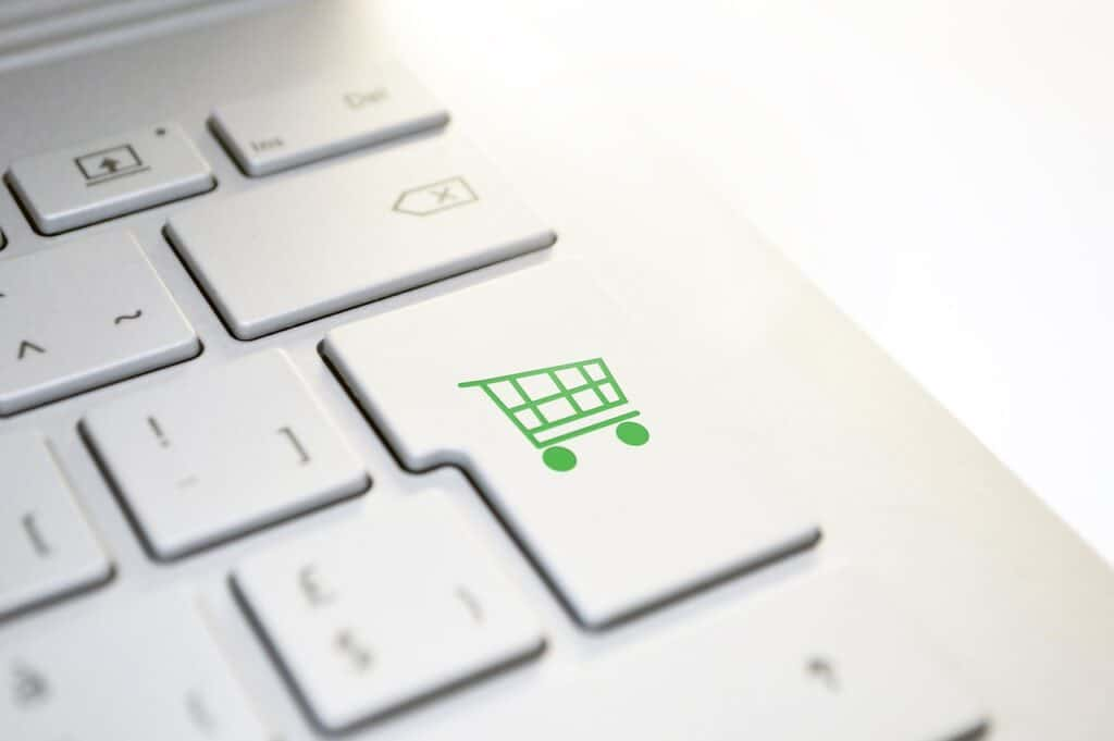 ecommerce sales button for same-day shipping service