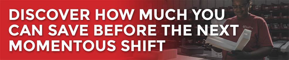 Discover how much you can save before the next momentous shift