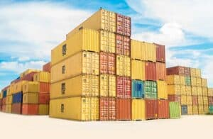 freight consolidation containers