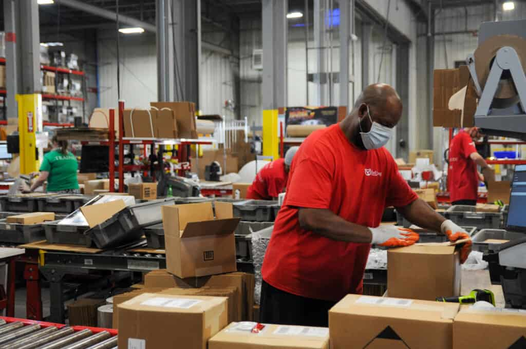 holiday shipping during COVID-19