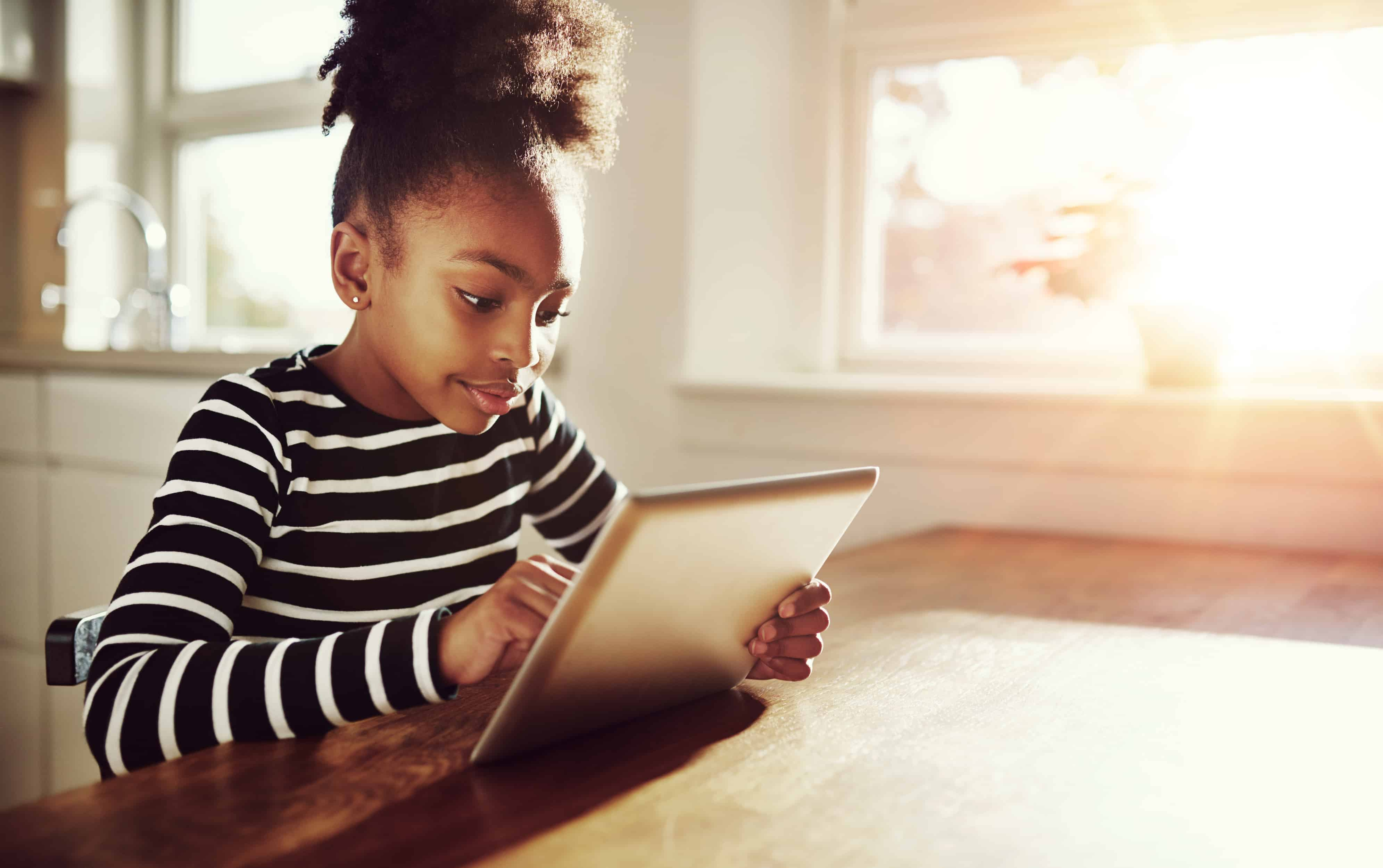 protect kids shopping online