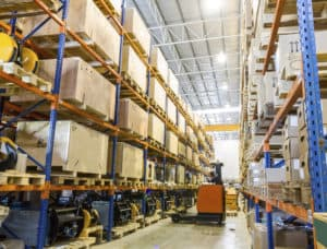A surplus warehouse could help with your storage challenges.