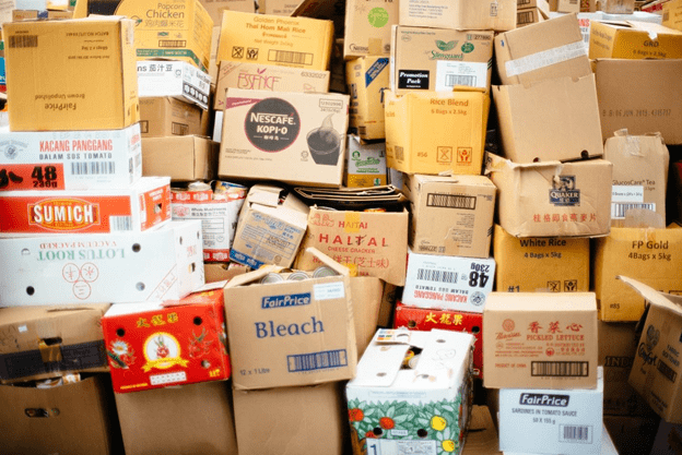 Comingled inventory can be a downside of Amazon FBA.