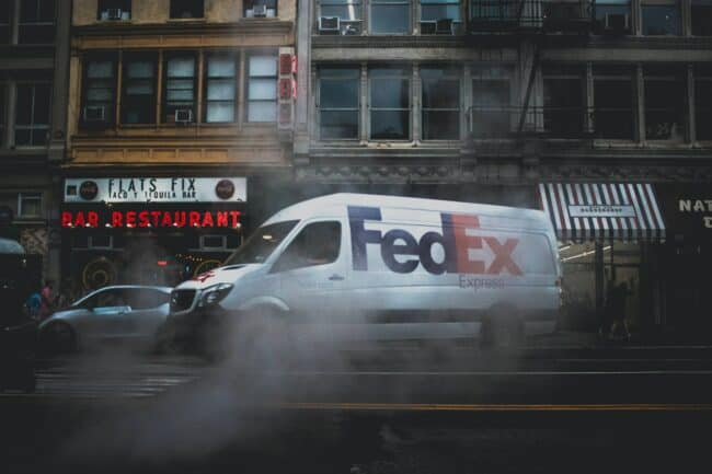 direct-to-consumer fulfillment by FedEx