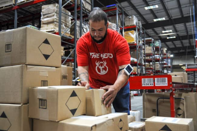 pick and pack fulfillment