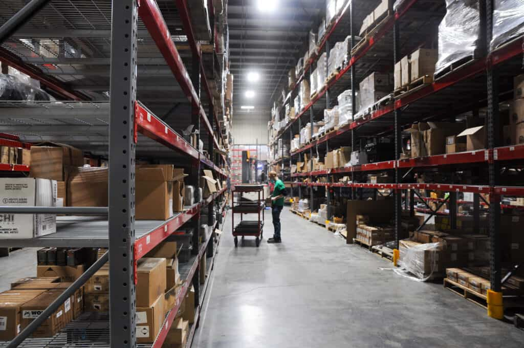 pick and pack order fulfillment