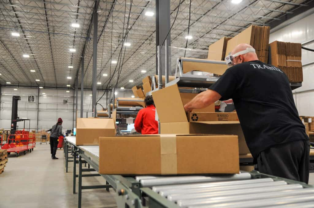 order fulfillment cost for shipping