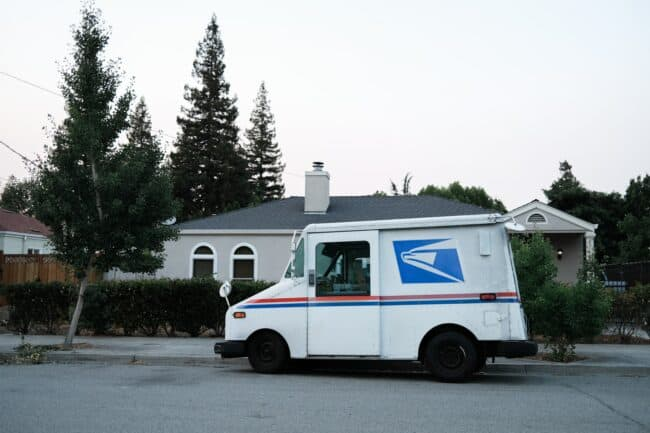 USPS home shipping